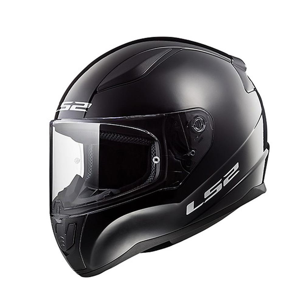 Kaciga LS2 Full Face FF353 RAPID sjajno crna XXL