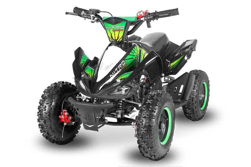 Mini ATV Deluxe