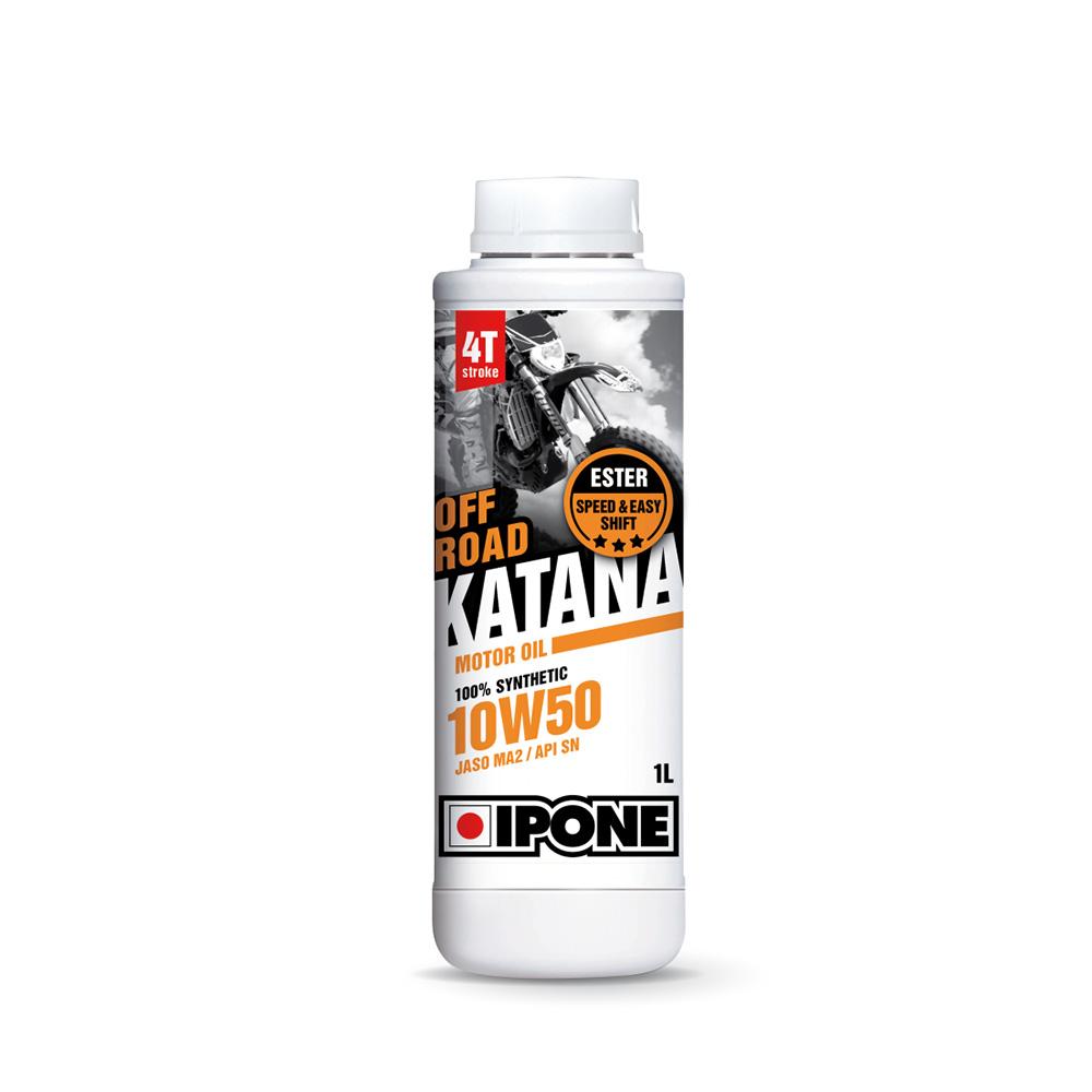 IPONE sintetičko ulje za 4T motore Katana off road 10W50 1L