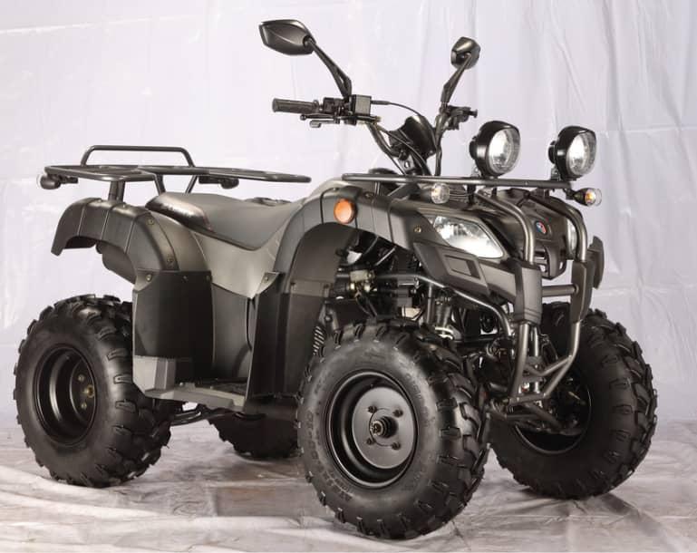 Hummer E4 Standard